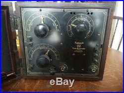 Hard to Find Vintage RCA Radiola II AR-800 Battery Operated Radio Looks Great