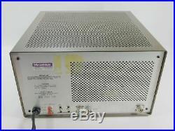 Heathkit HL-2200 Vintage 3-500Z Tube Ham Radio Amplifier (bad band switch)