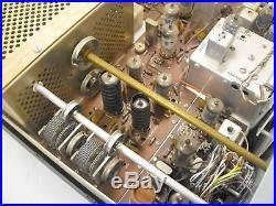 Heathkit HW-101 Vintage Tube SSB Ham Radio Transceiver for Parts or Restoration