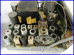 Heathkit HW-10 Shawnee Vintage Tube Ham Radio Transceiver (untested)
