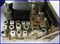 Heathkit HW-20 Pawnee Vintage Tube Ham Radio Transceiver (untested)