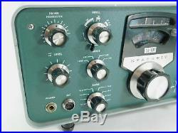 Heathkit SB-101 Vintage Ham Radio Tube Transceiver Gorgeous (low audio) SN 94607