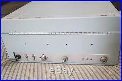 Heathkit SB-200 HF Ham Radio Amplifier Tube Vintage