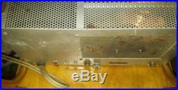 Heathkit SB-220 Linear Amplifier, Vintage 2KW Ham Amateur Tube Radio Equipment