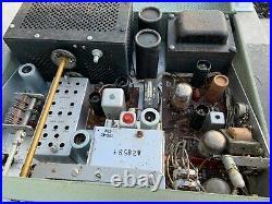 Heathkit SB-401 Vintage Tube Ham Radio Transmitter For Parts Or Refurbishment