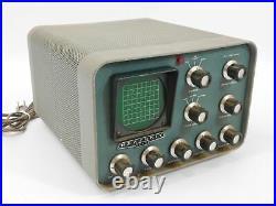 Heathkit SB-610 Vintage 6C10 Tube Ham Radio Station Monitor (dirty, untested)