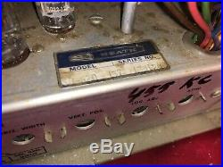 Heathkit SB-620 Pan Adapter'Scope for SB-301 -300 Tube Ham Radio Vintage