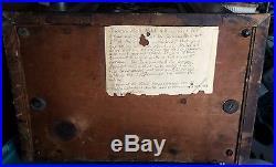 Jackson Bell 1931/1932 Tulip Vintage Vacuum Tube Cathedral Radio