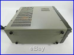 Kenwood TS-530S Tube Hybrid Vintage 160-10 Ham Radio Transceiver SN 2011149