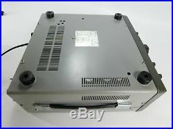 Kenwood TS-830S Vintage Tube Hybrid Vintage Ham Radio Transceiver SN 4030196