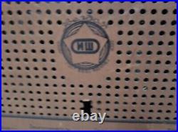 Legend Russian Soviet USSR Vintage Tube Radio -54 Zvezda-54 Red Star. Rare
