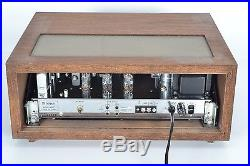 McIntosh MR67 Vacuum Tube Radio FM Stereophonic Tuner Vintage Made in USA
