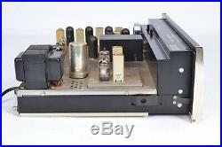 McIntosh MR67 Vacuum Tube Stereo FM Radio Tuner Vintage