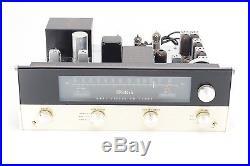 McIntosh MR71 Vacuum Tube FM Radio Tuner Vintage Classic Made in USA