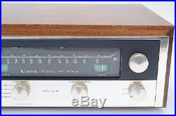 McIntosh MR 65 Vacuum Tube FM Radio Tuner Vintage Classic Made in USA