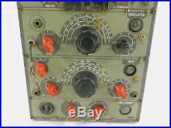 Meissner Analyst 9-1040 Vintage Tube Radio Test Equipment for Restoration