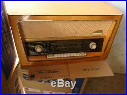 Metz 1309 Radio, Germany Tubes, valves, vintage, tube, valve, lamp, lamps