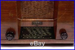NORA Undine W201L Röhrenradio VINTAGE Rundfunkempfänger Tube Radio Tuner 1934/35