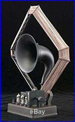New Gakken Vacuum Tube Radio Ver. 1 Gakken Vintage DIY Kit JP F/S
