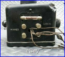 No Reserve Nice Vintage Classic Crosley Pup Radio