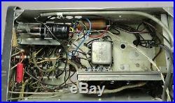Northern Electric AR-2 Radio Receiver No 10D/1275 Vintage WW2 Aircraft Tube Comm