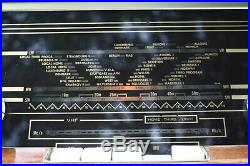 Philips B4x23a Radio Vintage Retro 1963 Tubes