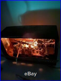 Philips Vintage Radio FM MW SW LW Vacuum Tube