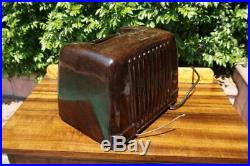 Powerful Compact Cute Vintage Kriesler 11-29 Bakelite Valve Tube Radio 1950's