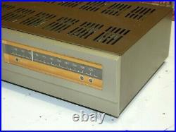 Quad FM II Vintage Hi Fi Use Valve / Tube FM Radio Tuner