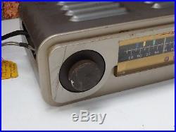 Quad MC/S Vintage Tube Valve FM Radio Tuner