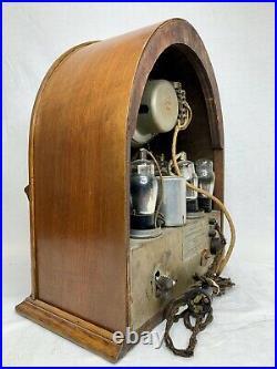 RARE Vintage Echophone Model S-5 Superheterodyne Radio Untested