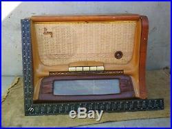 Radio Radiola Radiogram USSR Vintage