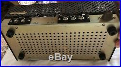 Rare Vintage Realistic FM Tuner T-3D Radio Shack Vintage Tube Nice