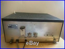 Rare Vintage Swan 1200X Cygnet Ham Radio Tube Linear Amplifier