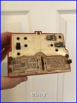 Rare Vtg Modernair Pocket Tube Radio Looks Like Miniature Addison Catalin Radio