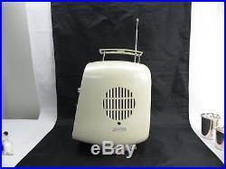 Rare vintage Aquatron VX33 radio cassette Japan Retro Mid Century décor Art Deco