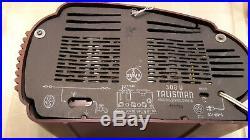 Rarität (1953-1958) Bakelit Röhrenradio Tesla Talisman 308U vintage tube radio