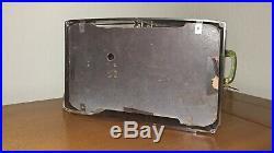 Rca 8-x-541 Vintage bakelite am vacuum tube radio restored