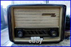 Röhrenradio Grundig Type 840W vintage tube radio germany