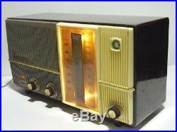 SANYO Vacuum Tube Radio SS-620 vintage audio music news home decor vintage