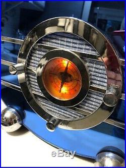 SPARTON 566 BLUEBIRD RADIO THOMAS Museum Series TPC-109 VTG Reproduction