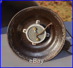 SUPERB VTG (1925) Atwater Kent Model H Tube Radio Horn Speaker ONE OWNER