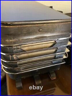 Spartan 557 vintage radio, made in 1936, great shape, three knobs, 5 tubes