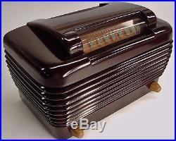 Spectacular Antique Vintage 1947 Stromberg Carlson 1101-H Bakelite Tube Radio