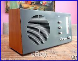 Splendid! BRAUN RT20 Vintage Tube Radio Design Dieter RAMS Modern Classic 1960s
