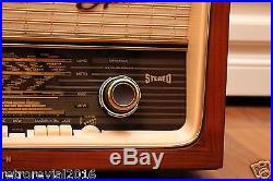 Splendid! Telefunken Opus Stereo 2214 Vintage Tube Radio 60s Automatic 4x ECL86