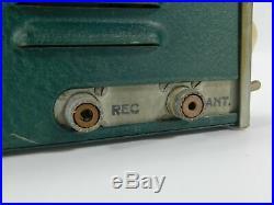 Subraco MT-15X Vintage Tube 10-11 Meter Mobile Ham Radio Transmitter (untested)