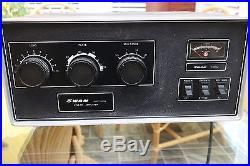 Swan 1500Z HF Ham Radio Amplifier Tube Vintage