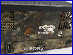 Swan 500CX Vintage Tube Ham Radio SSB Transceiver (dirty, untested)