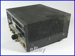 Swan 500 Vintage Ham Radio SSB Tube Transceiver (powers up)